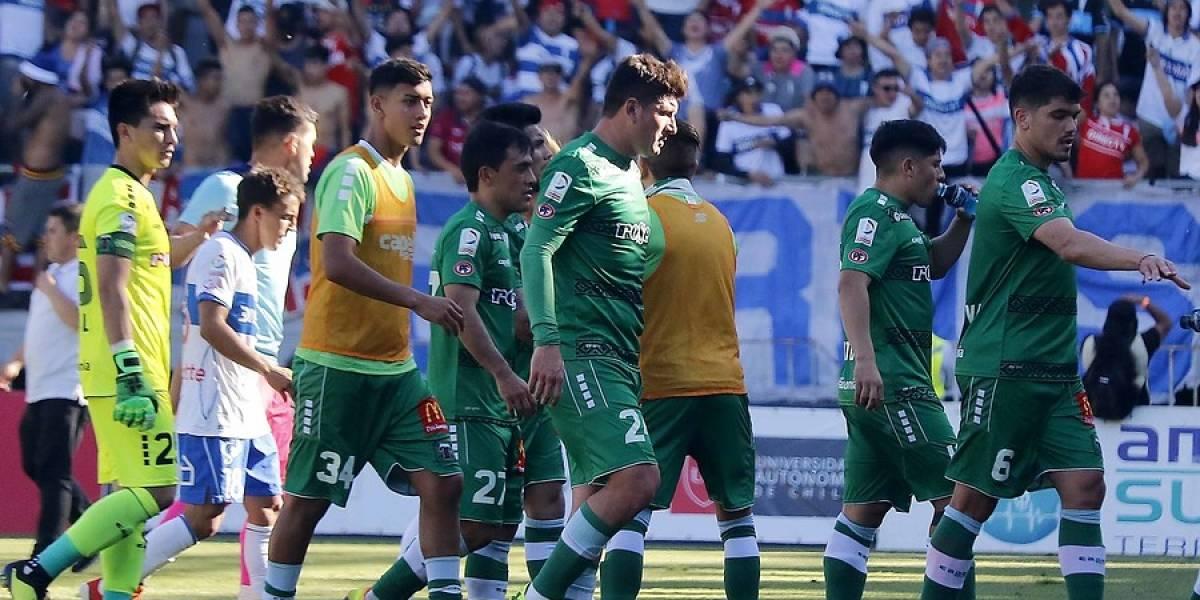 """La tragedia del descendido Temuco: """"Los jugadores somos los responsables de esto"""""""