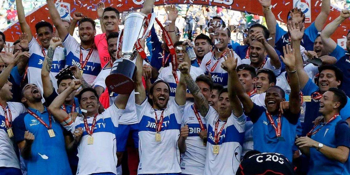 La UC suma una nueva corona: el listado de campeones de Primera División en el fútbol chileno