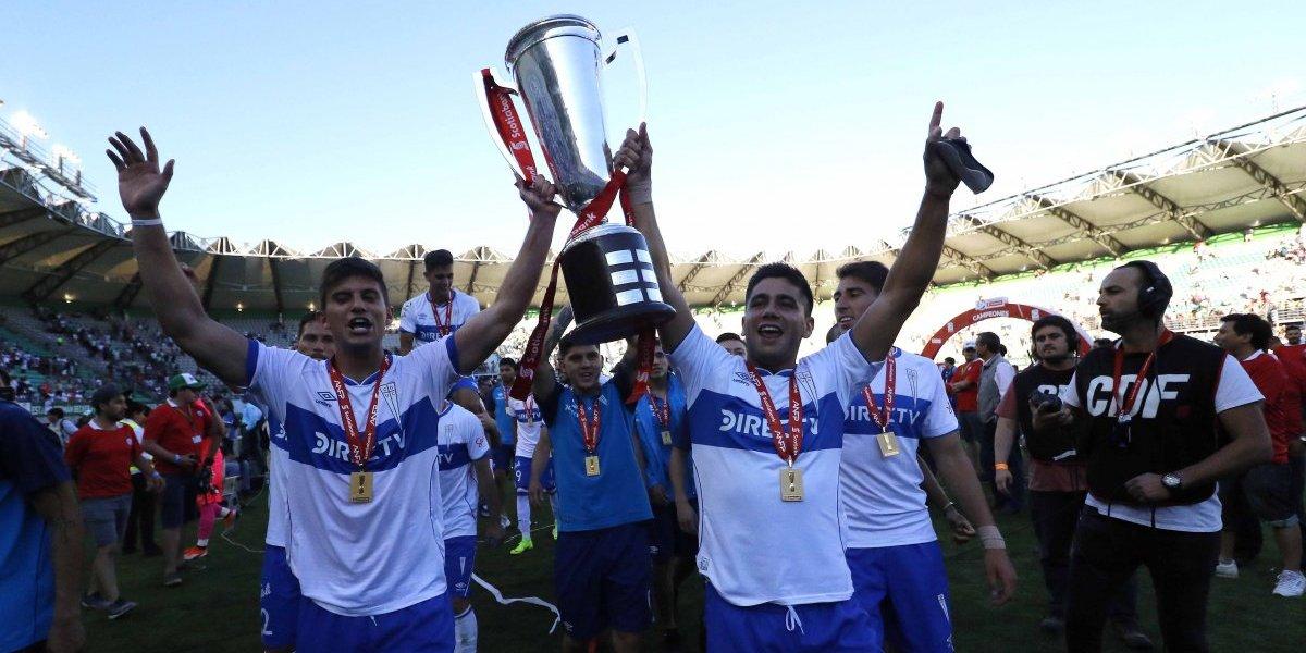 Invicto de local y con apenas tres derrotas: La flamante campaña de la UC campeona de Beñat San José