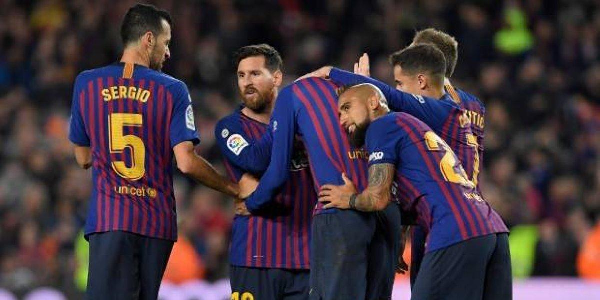 Sin convencer. Barcelona vuelve a los triunfos ante el Villarreal