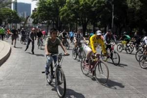 """Paseo Dominical """"Muévete en Bici"""""""