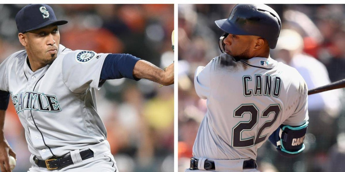 Robinson Canó y Edwin Díaz se van a los Mets