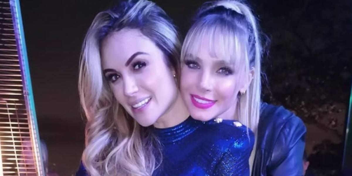 Elizabeth Loaiza defendió a Sara Uribe de quienes critican su embarazo y noviazgo con Fredy Guarín