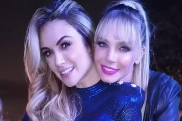 Sara Uribe y Elizabeth Loaiza