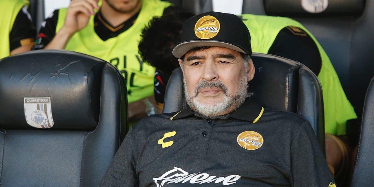 Maradona va por la hazaña de sacar campeón del ascenso a Dorados
