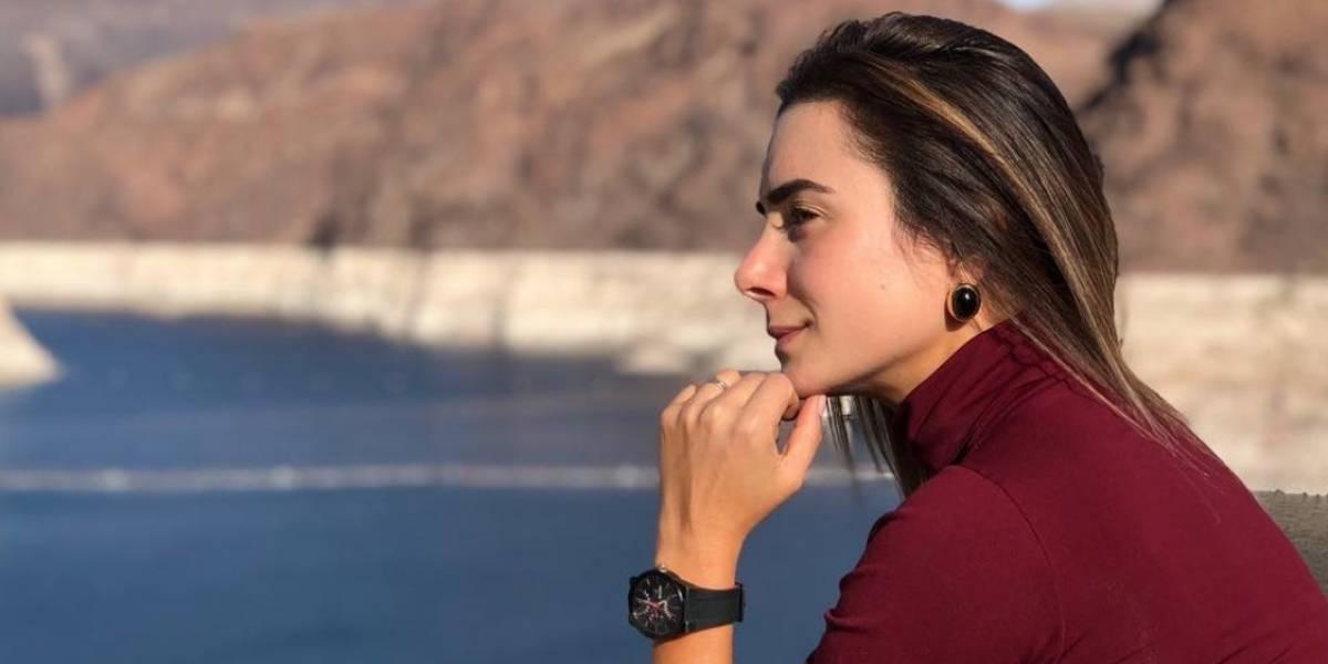 """""""Me amo como soy"""": Johanna Fadul respondió a quienes criticaron su nariz"""