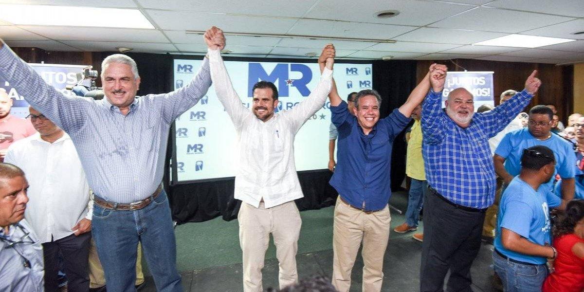 Miguel Romero oficializa candidatura para alcaldía de San Juan
