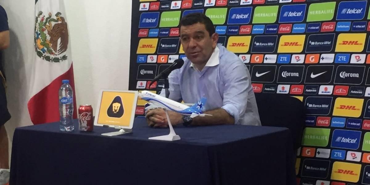'Sería atractivo enfrentar a América en semifinales': Patiño