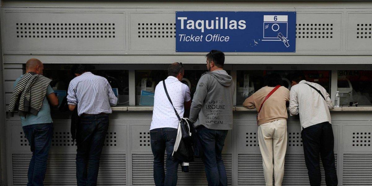 Se agotan las entradas para la Copa Libertadores