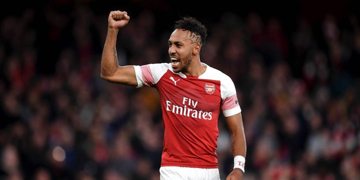 Arsenal se queda con el derby del norte de Londres