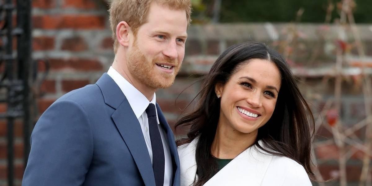 Meghan Markle y el Príncipe Harry escogen a padrinos famosos de su bebé