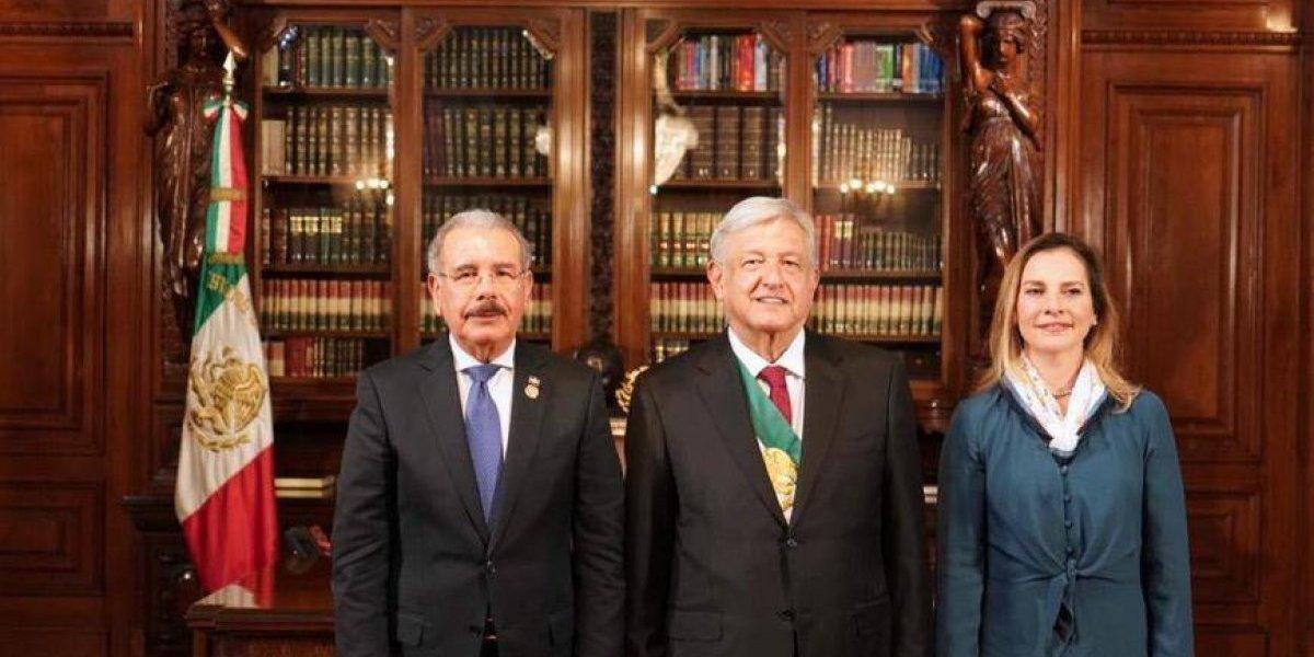 Medina participa en actos toma posesión de López Obrador