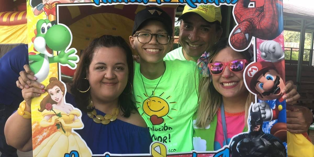 Llevan alegría a niños y niñas pacientes de cáncer
