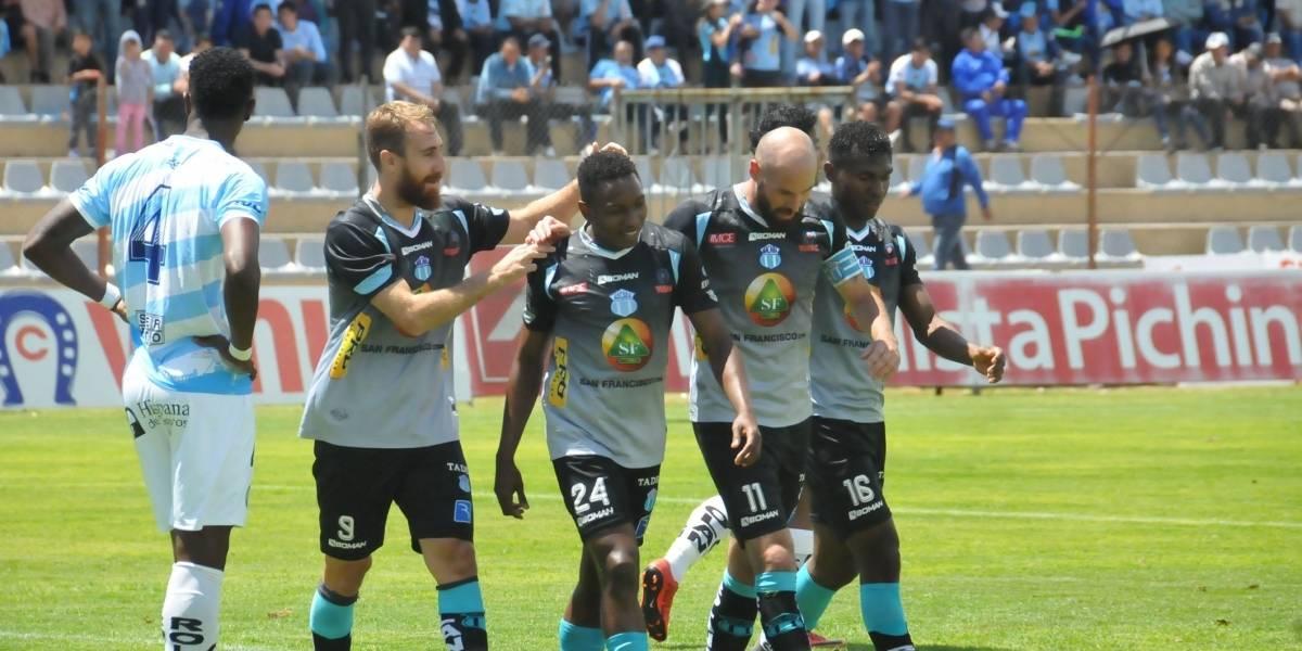 Macará vs Guayaquil City: El ídolo ambateño aplastó 6-1 al 'City'