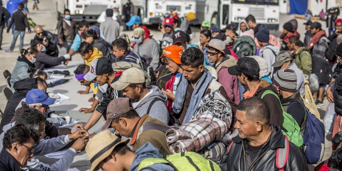 Asesinan en México a mujer migrante de caravana guatemalteca