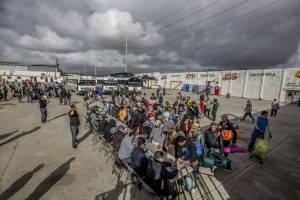 Exigen en Baja California respeto a los derechos humanos de migrantes