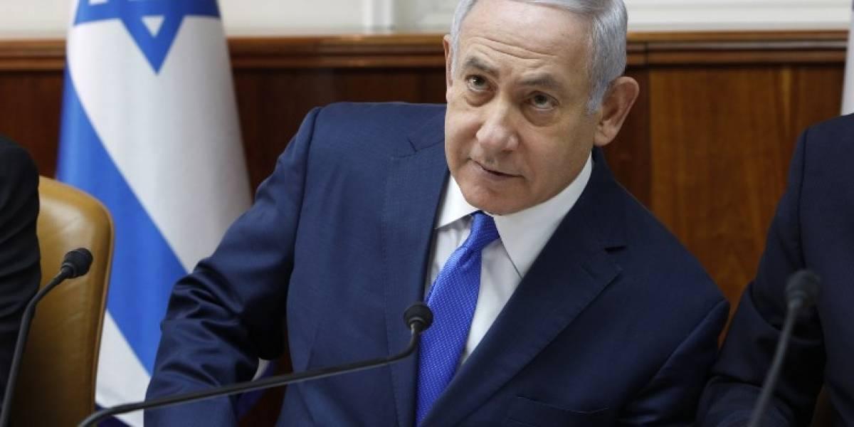 Policía recomienda inculpar a Netanyahu por corrupción