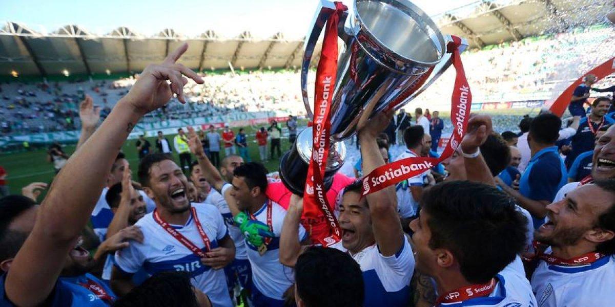 La UC campeón: Así quedó la tabla de posiciones del Campeonato Nacional 2018