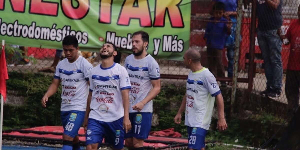 Cobán hace la hazaña y avanza a las semifinales del Apertura 2018