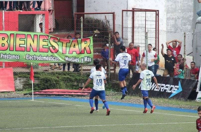 Gol de Danilo Guerra contra Malacateco