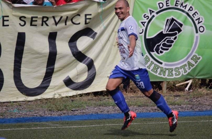 Gol de Janderson Pereira contra Malacateco