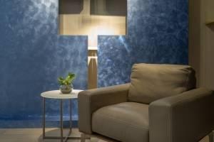 Conviértete en artista dando color y textura a los muros de tu hogar