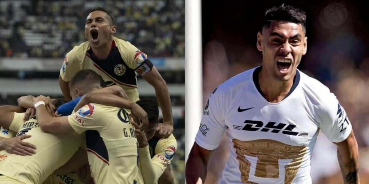Clásico Capitalino invade las semifinales del Apertura 2018