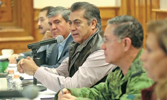 Estado de Nuevo León y Federación unen fuerzas por la seguridad