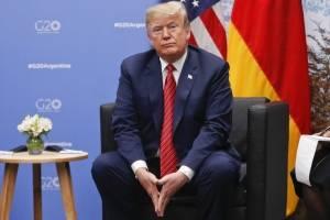 Trump anuncia que sacará a EU de TLCAN