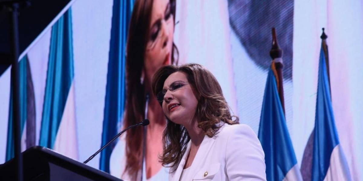 CSJ notifica al TSE sobre amparo otorgado a Zury Ríos para ser candidata