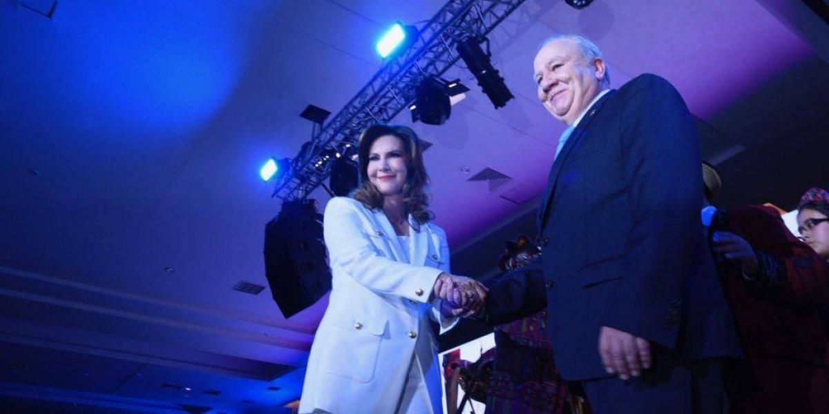 Zury Ríos rechaza decisión del TSE para no inscribirla como candidata