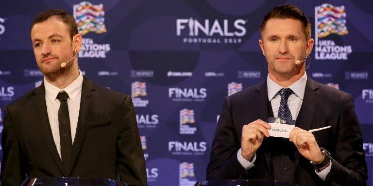 Dos duelos de lujo deja el sorteo de las semifinales de la Liga de Naciones de Europa