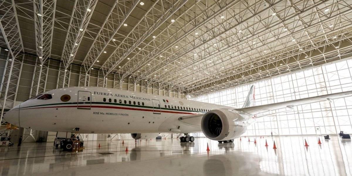 Seis se interesan en avión presidencial; ONU revisa la mejor oferta