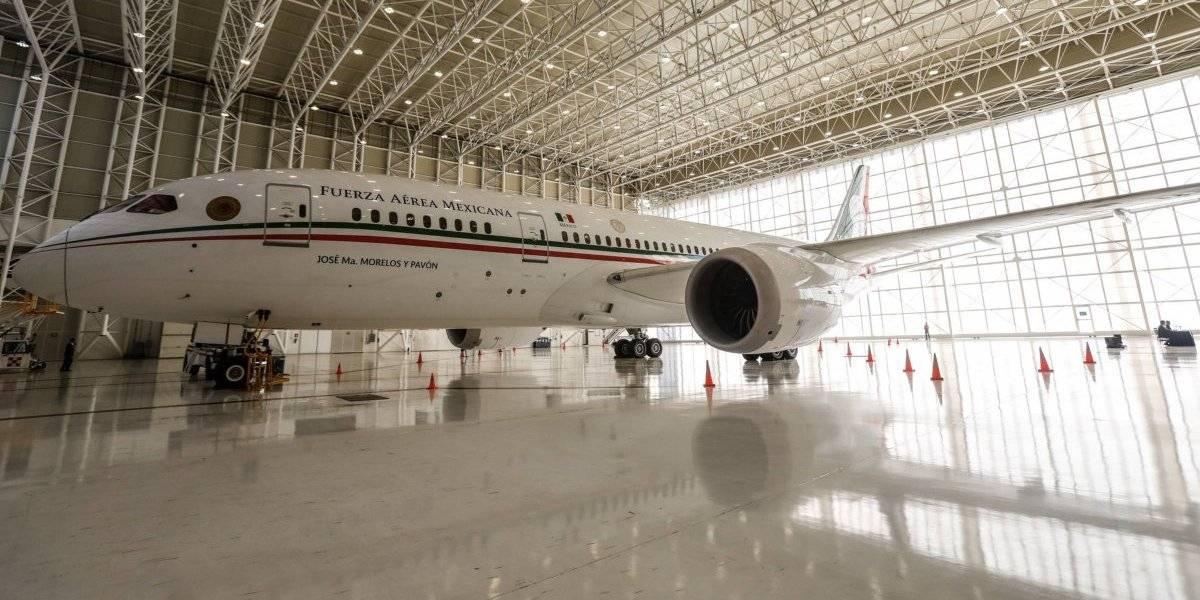 Plan migratorio se pagará con recursos del avión presidencial: AMLO