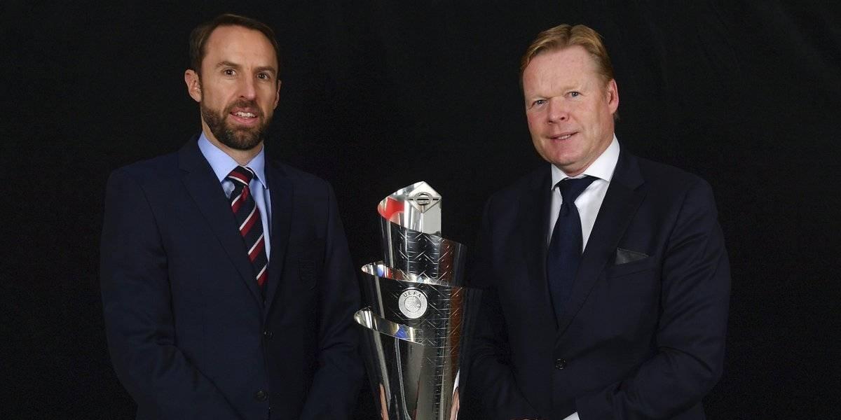 Inglaterra y Holanda se enfrentarán en las semifinales de la Liga de Naciones