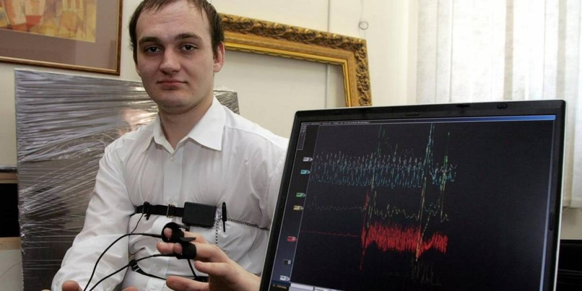 Você aceitaria passar por um detector de mentiras no trabalho?