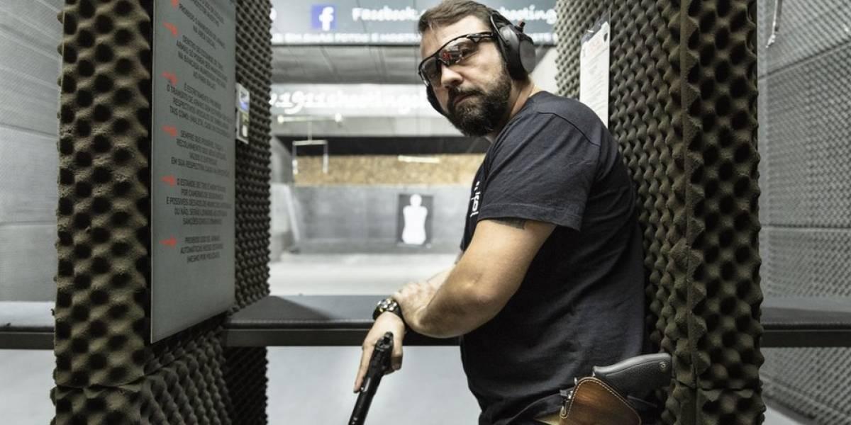 Número de armas vendidas legalmente no Brasil já supera entregas voluntárias após Estatuto do Desarmamento