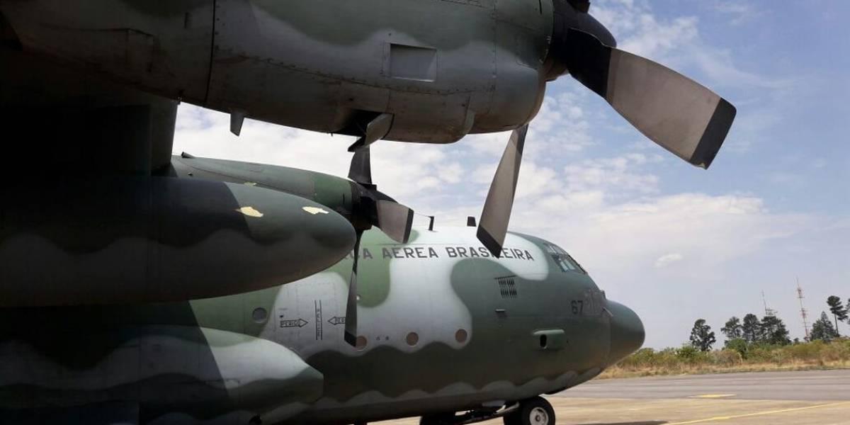 Força Aérea busca avião com indígenas no oeste do Amapá
