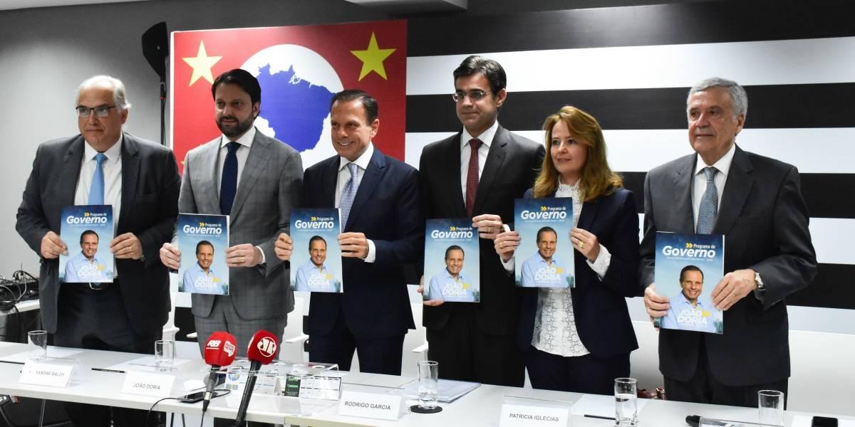 Doria anuncia mais um ministro de Temer para compor secretariado; veja outros nomes