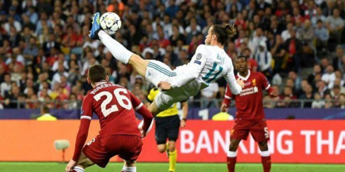 Bale: Tendría que haber ganado el premio Puskas