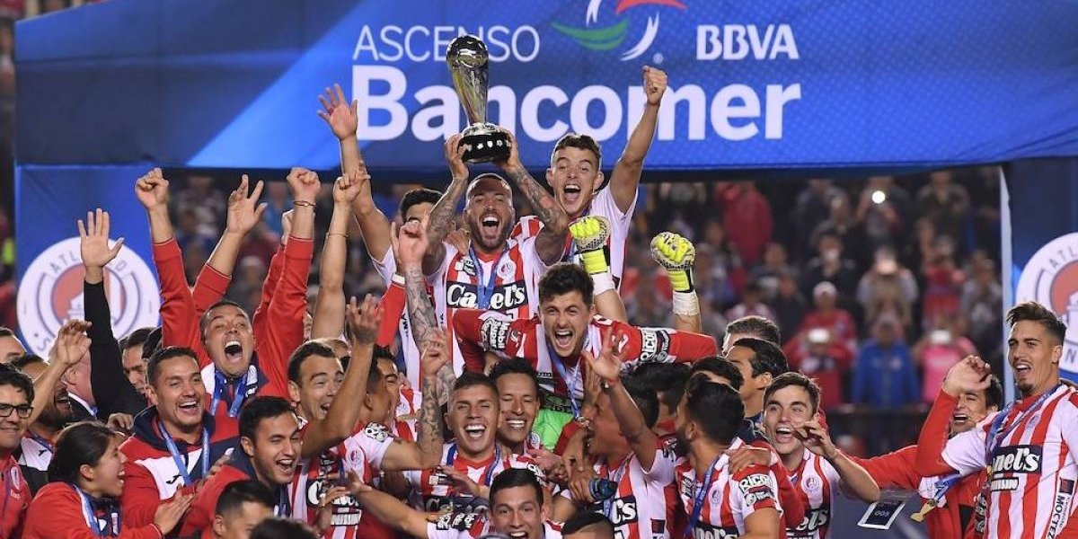 San Luis deja a los Dorados de Maradona sin el título del Ascenso MX