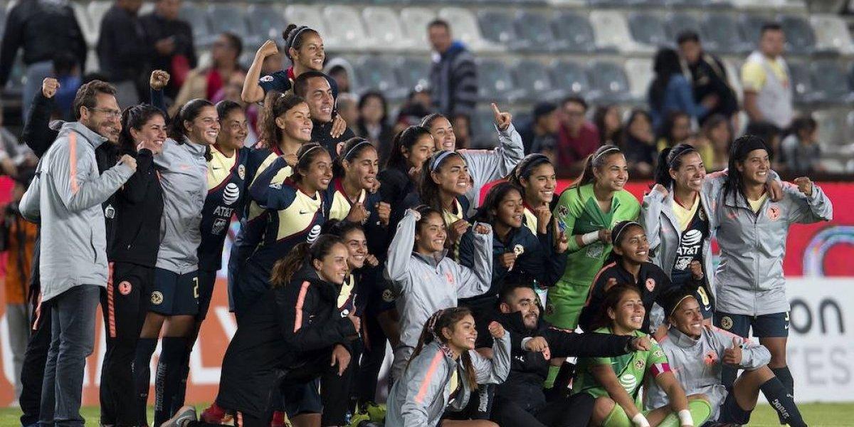 América disputará su primera final de la Liga MX Femenil