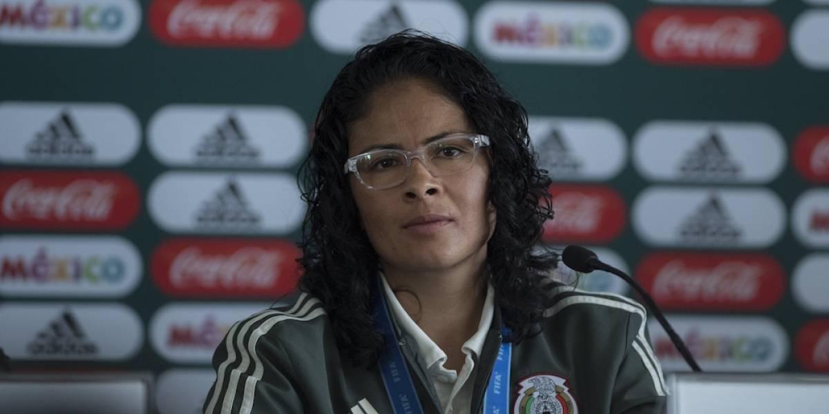 Quiero traer una Copa del Mundo a México: Mónica Vergara
