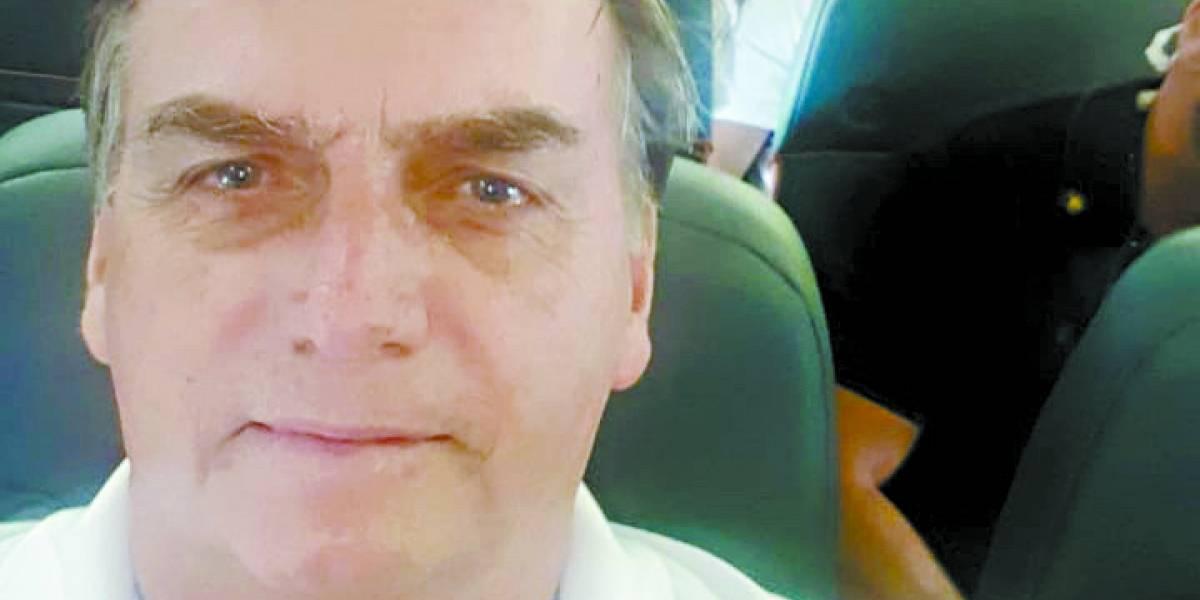 Bolsonaro defende fim de audiência de custódia e presença de militares nos ministérios