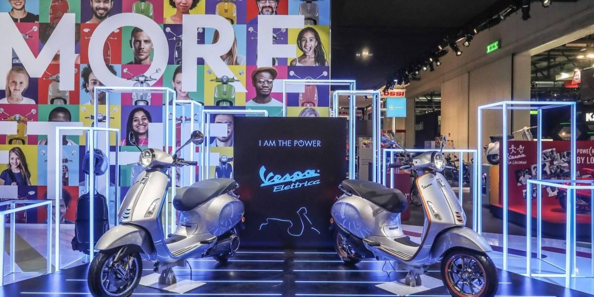 La Vespa Eléctrica, lo que se viene para el Grupo Piaggio