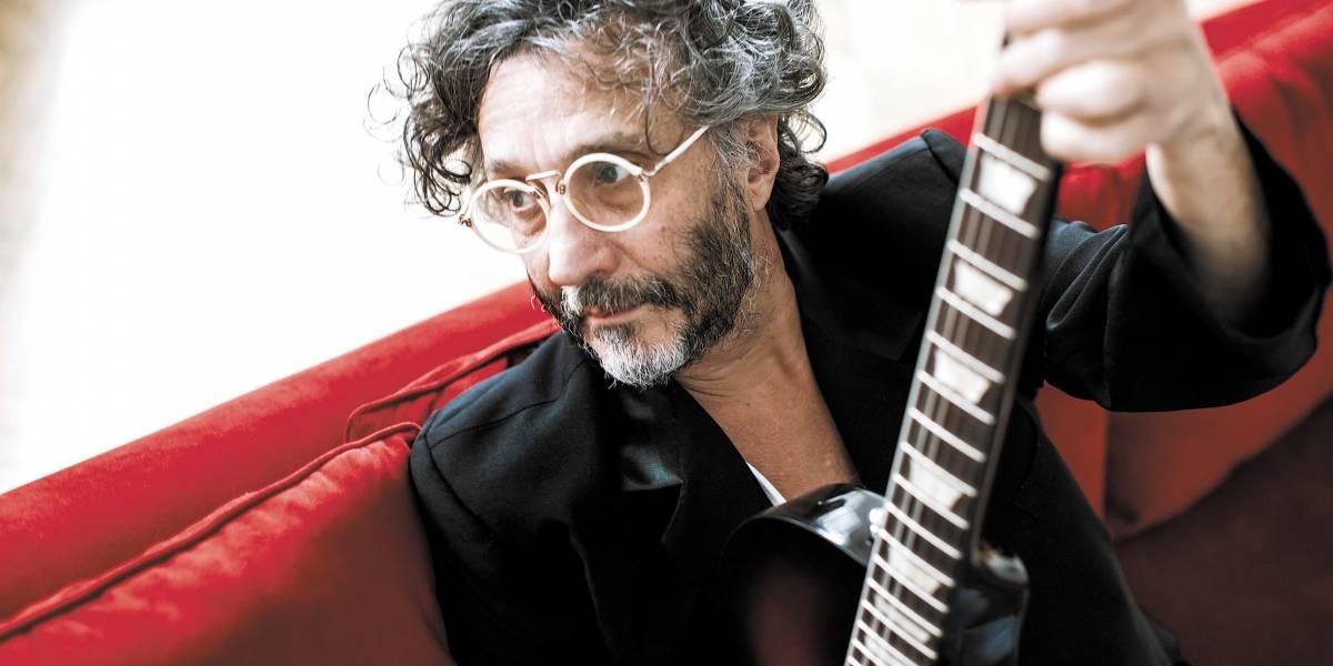 'O futuro está sempre no passado', diz Fito Páez; cantor argentino se apresenta nesta segunda em SP