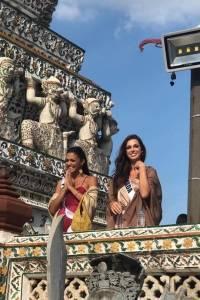 Kiara Liz en su estadía en Tailandia
