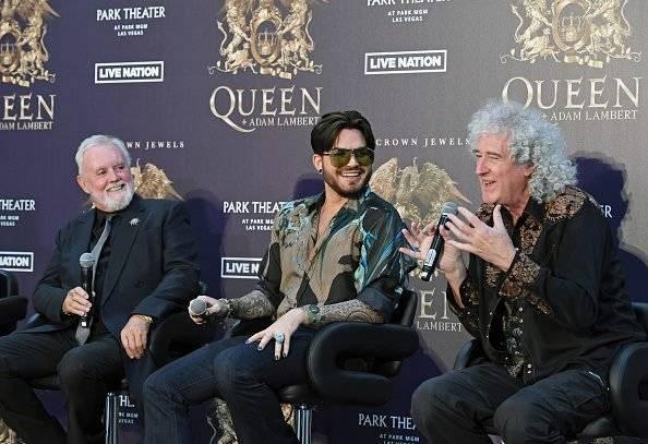 Queen anuncia nueva gira tras éxito de película Bohemian Rapsody Getty