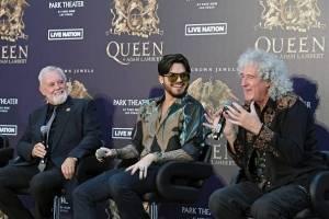 Queen anuncia nueva gira tras éxito de película Bohemian Rapsody