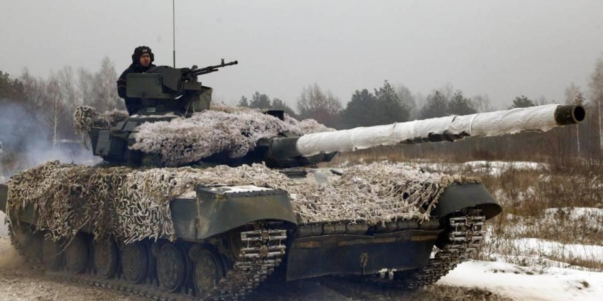 Ucrania llama a reservistas entre tensiones con Rusia